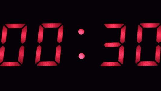 Thumbnail for Digital Countdown Timer 1