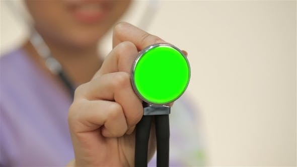 Thumbnail for Stethoscope With Hromakey