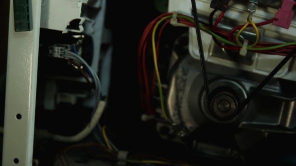 Thumbnail for Washing Machine Work Without Frame