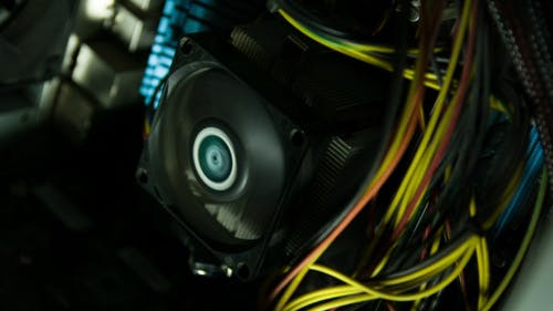 Cooling System CPU PC