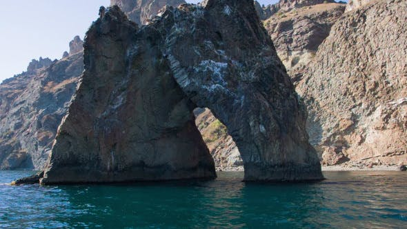 Thumbnail for Floating Among The Rocks