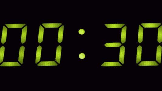 Thumbnail for Digital Countdown Timer 2