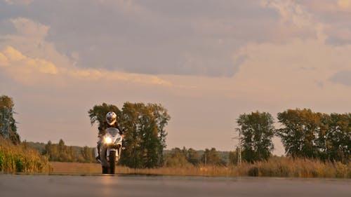 Rebellious Rider