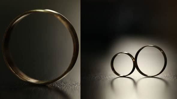 Thumbnail for Wedding Rings On The Table