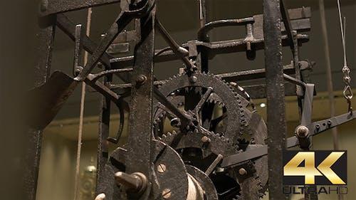 Ancient Cogwheel Mechanism
