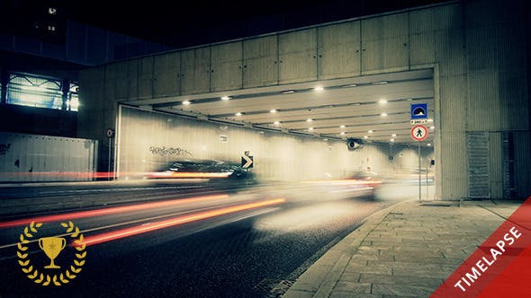Cover Image for Fast Driving in Modern City Tunnel