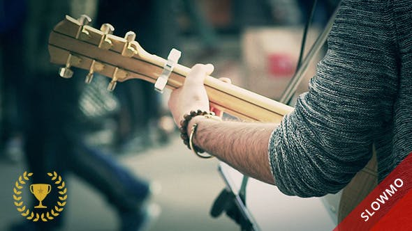 Thumbnail for Playing Guitar in the Street