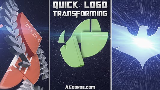 Thumbnail for Quick Logo Transforming
