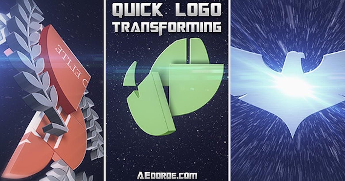 Download Quick Logo Transforming by dorde