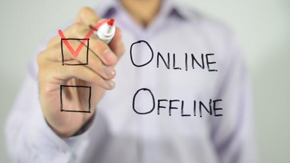 Thumbnail for Online, Offline (2 in 1)