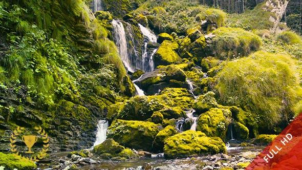 Thumbnail for Magic Waterfall