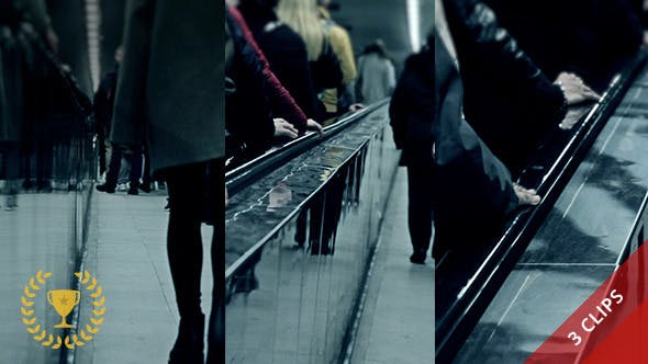 Thumbnail for Walking Underground in the City (3-Pack)