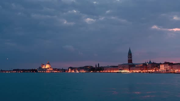 Thumbnail for Venice, Italy at Night