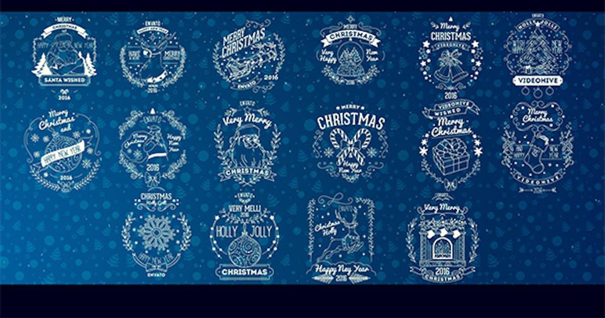 Download Christmas Badges by 3uma