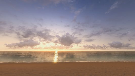 Thumbnail for Early Morning Beach 2