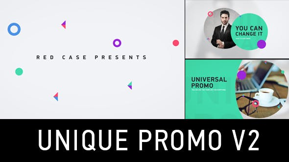 Thumbnail for Unique Promo v2 | Corporate Presentation