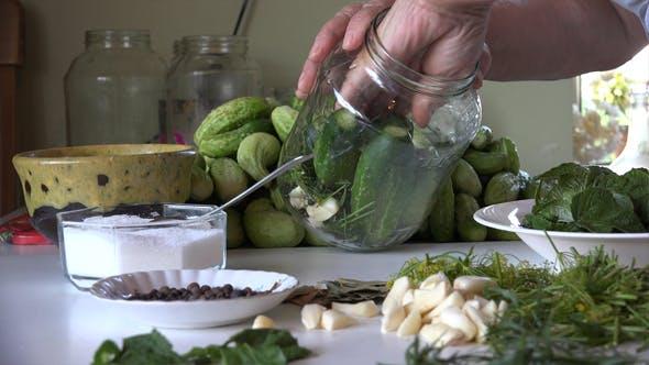 Thumbnail for Grandma's Marinated Cucumbers 2