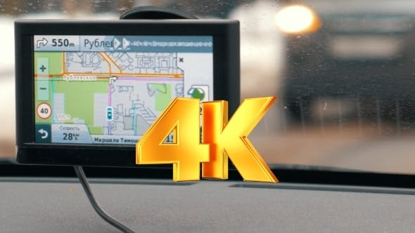 Thumbnail for Traveling In Moscow With GPS Device