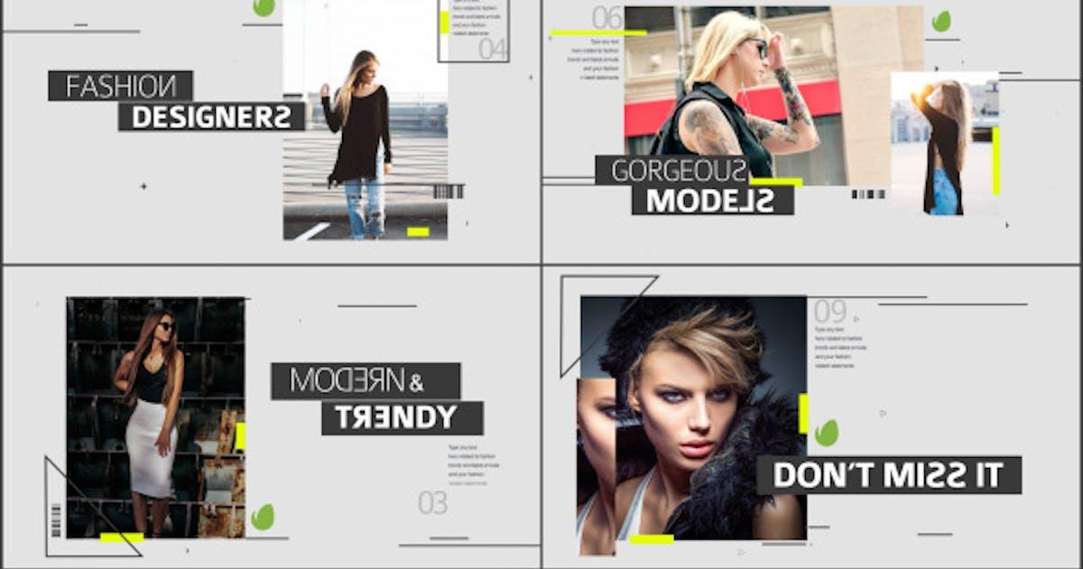 Download Fashion Media Opener by PixartStudios