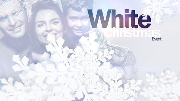 White Christmas Event