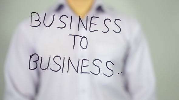 Thumbnail for Business to Business, Transparent Screen