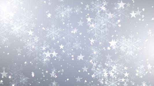 Christmas Star Flakes