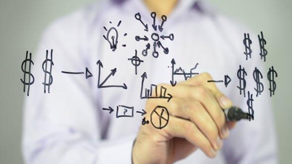 Thumbnail for Progressive Business Concept, Illustration
