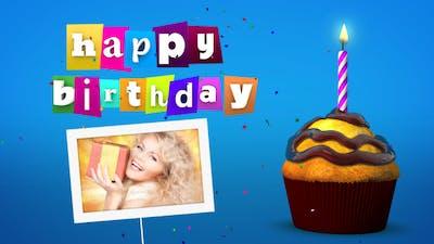 Happy Birthday Celebration Opener