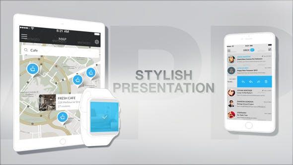 Stylish App Presentation