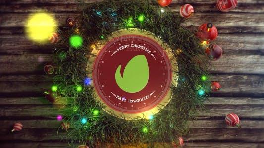 Thumbnail for Christmas Logo Ident