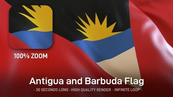 Thumbnail for Antigua and Barbuda Flag