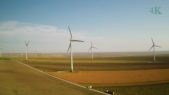 Thumbnail for Wind Turbine for Green Energy-Eolian