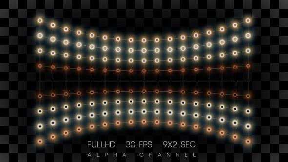 Szenen-FX-Bildschirm (9er-Pack)