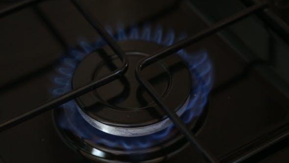 Thumbnail for Burner Burning