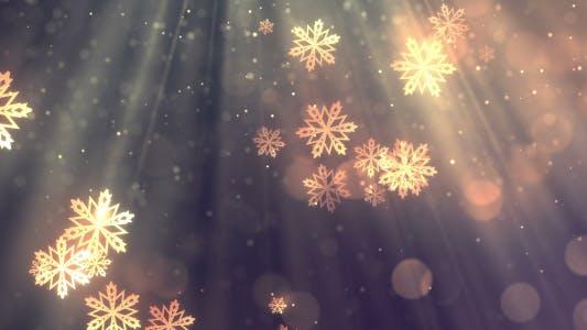 Thumbnail for Christmas SnowFlakes 2