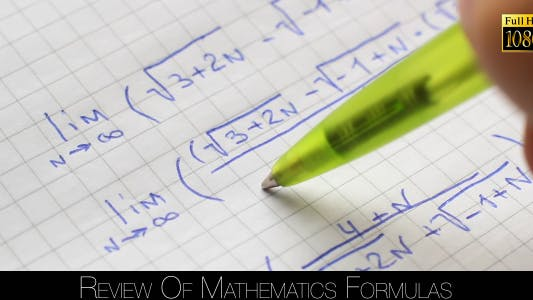 Thumbnail for Review Of Mathematics Formulas 9