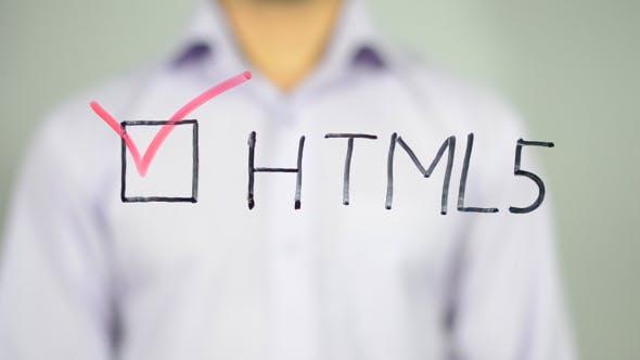 Thumbnail for HTML 5 , Checklist