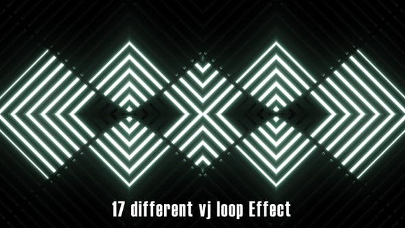 Cover Image for Vj Loop Background Pack