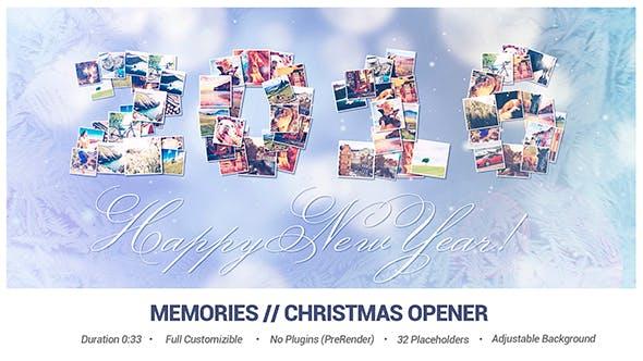 Thumbnail for Memories // Christmas Opener
