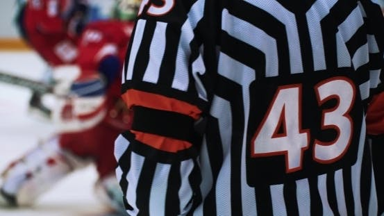 Thumbnail for Ice Hockey Referee