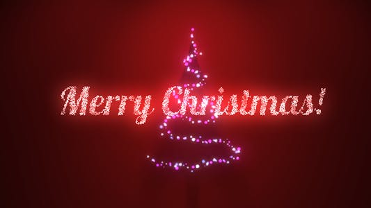 Thumbnail for Music Lights on Tree - Christmas Greetings