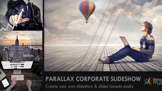 Parallax Corporate Slideshow