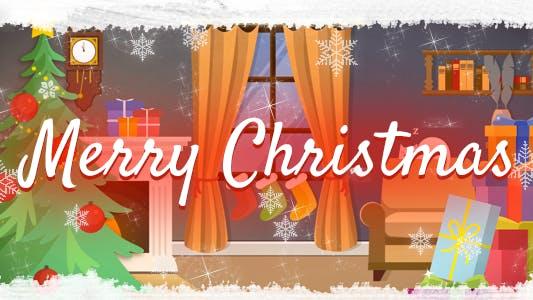Thumbnail for Merry Christmas Logo