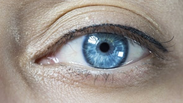 Thumbnail for Beauty Woman Blue Eye