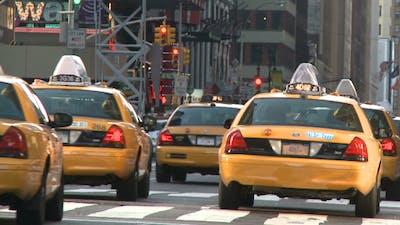 New York Taxi.