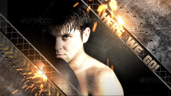 Thumbnail for Fight Night/Ouvre-grunge de boxe