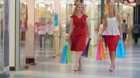 Thumbnail for Mother-Daughter Shopping