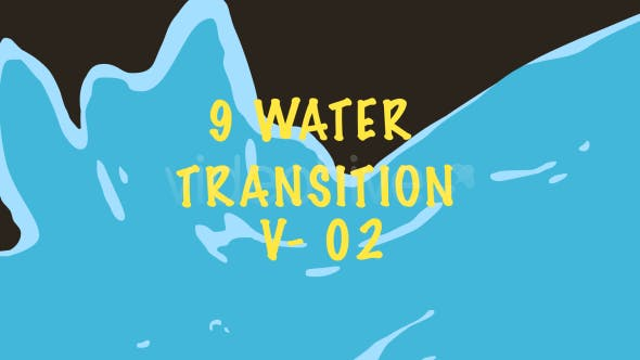 Thumbnail for 9 Water Transition Pack 02