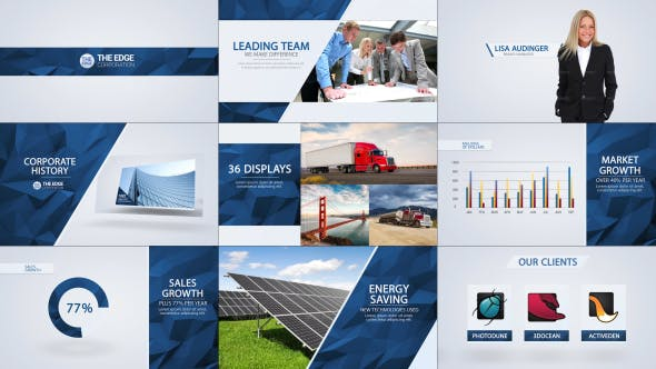The Edge - Corporate Video Package