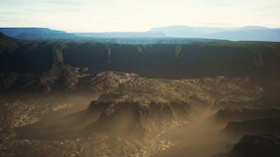 Volcanic Rock Desert of Iceland